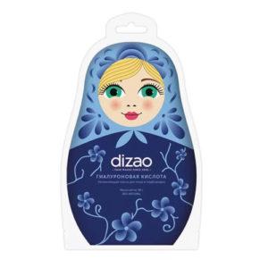 Dizao Гиалуроновая маска тканевая для лица и подбородка, 25 г 3