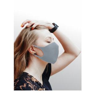 Dizao Маска гигиеническая профилактическая 3D Fashion Mask многоразовая, цвет серый (8 г) 5