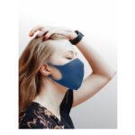 Dizao Маска гигиеническая профилактическая 3D Fashion Mask многоразовая, цвет тёмно-синий (8 г) 1