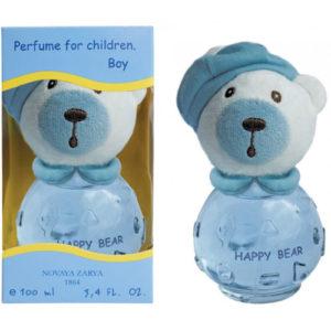 Новая заря Духи для мальчиков Happy bear (Счастливый мишутка), 100 мл 1