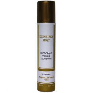 Новая Заря Дезодорант парфюмированный для женщин Kuznetsky Most (Кузнецкий мост), 75 мл 2