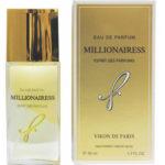 Новая Заря Парфюмерная вода для женщин Millionairess (Миллионерша), 50 мл 2