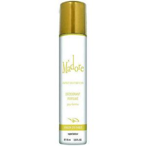 Новая Заря Дезодорант парфюмированный для женщин M'adore (Мадоре), 75 мл 6