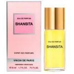 Новая Заря Парфюмерная вода для женщин Shansita (Шансита), 50 мл 2