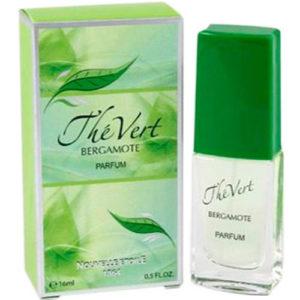 Новая Заря Духи для женщин The Vert Bergamote (Зелёный чай бергамот), 16 мл 83