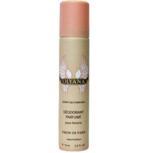 Новая Заря Дезодорант парфюмированный для женщин Olyana (Олиана), 75 мл 16