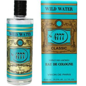 Новая Заря Одеколон Wild Water №4777 (Дикая вода №4777), 100 мл 1