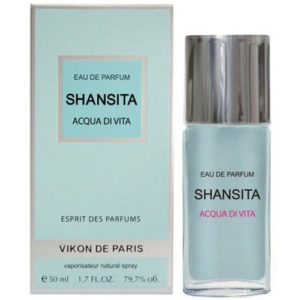 Новая Заря Парфюмерная вода для женщин Shansita Acqua Di Vita (Шансита живая вода), 50 мл 1