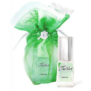 Новая Заря Духи для женщин The Vert (Зелёный чай), 16 мл 5