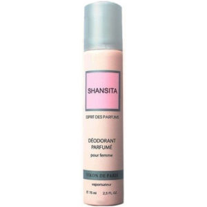 Новая Заря Дезодорант парфюмированный для женщин Shansita (Шансита), 75 мл 18