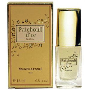 Новая Заря Духи для женщин Patchouli d'or (Золотая пачули), 16 мл 66
