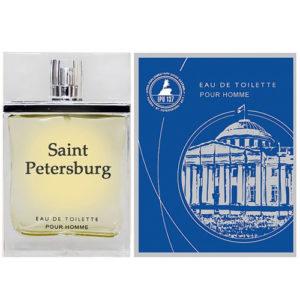 Новая Заря Туалетная вода для мужчин Saint-Petersburg (Санкт-Петербург), 100 мл 2