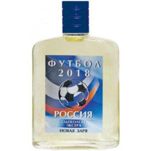 Новая Заря Одеколон экстра Футбол 2018 Россия, 100 мл 6