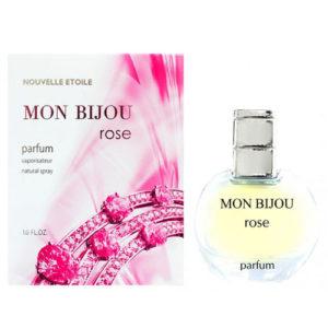 Новая Заря Духи для женщин Mon Bijou Rose (Моё украшение розовый), 30 мл 5