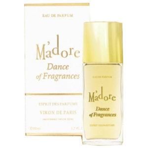 Новая Заря Парфюмерная вода для женщин M'adore Dance of Fragrances (Мадоре танец ароматов), 50 мл 2