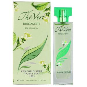 Новая Заря Парфюмерная вода для женщин The Vert Bergamote (Зелёный чай бергамот), 50 мл 4