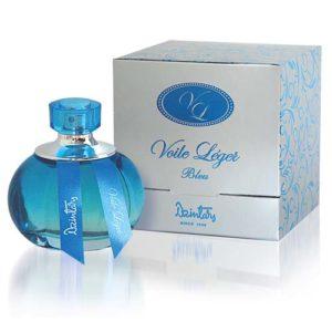 Dzintars Парфюмерная вода для женщин Voile Léger Bleu, 100 мл 4