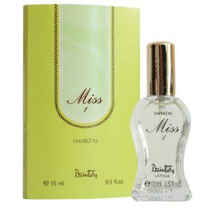 Dzintars Духи для женщин Miss 1 (Мисс №1), 15 мл 5