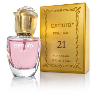 Amuro Духи для женщин Amuro 21 (Амуро №21), 30 мл 1