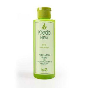 Dzintars Молочко для снятия макияжа Kredo Natur, 150 мл 6