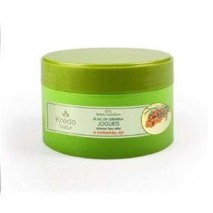 Dzintars Йогурт для лица и тела для любого типа кожи с облепиховым маслом Kredo Natur, 250 мл 6
