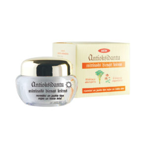 Dzintars Крем дневной увлажняющий для нормальной и смешанной кожи лица и шеи из антиоксидантной серии, 50 мл 1
