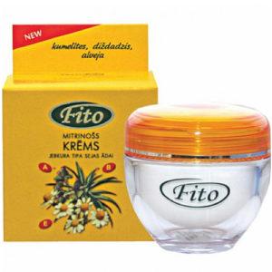 Dzintars Крем увлажняющий для любого типа кожи Fito, 50 мл 3