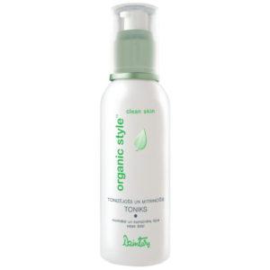 Dzintars Тоник тонизирующий и увлажняющий для нормальной и комбинированной кожи лица Organic Style clean skin, 150 мл 32