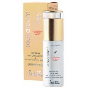 Dzintars Сыворотка от морщин с эффектом лифтинга для сухой и чувствительной кожи лица Real Dream anti-wrinkle, 35 мл 81