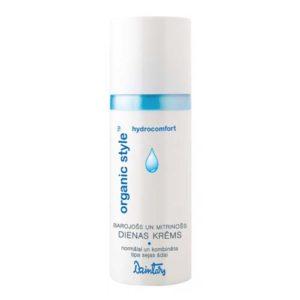 Dzintars Крем дневной питательный и увлажняющий для нормальной и комбинированной кожи лица Organic Style hydrocomfort, 50 мл 1