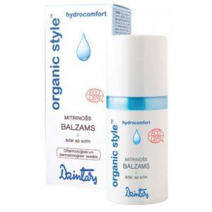 Dzintars Бальзам увлажняющий для кожи вокруг глаз Organic Style hydrocomfort, 30 мл 1
