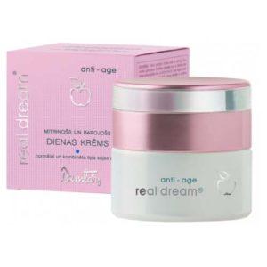Dzintars Крем дневной увлажняющий и питательный для нормальной и комбинированной кожи лица Real Dream anti-age, 50 мл 5