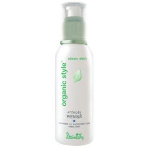 Dzintars Молочко очищающее для нормальной и комбинированной кожи лица Organic Style clean skin, 150 мл 2
