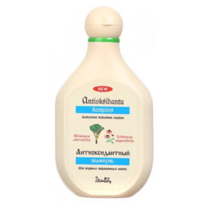 Dzintars Шампунь для жирных окрашенных волос из антиоксидантной серии, 240 мл 4