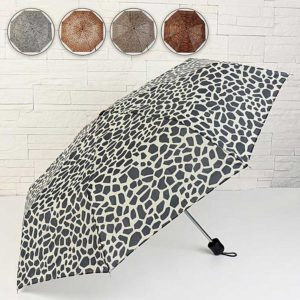 Зонт женский Сафари механический, 3 сложения, R48, 8 спиц 4