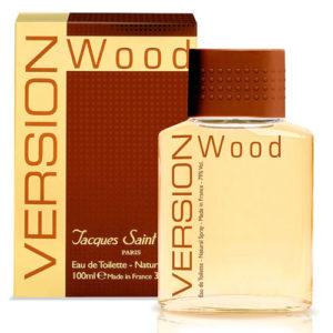 Jacques Saint Pres Туалетная вода для мужчин Version Wood, 100 мл 12