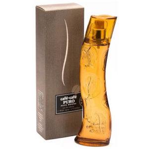 Cafe Parfums Туалетная вода для мужчин Cafe-Cafe Puro, 50 мл 42