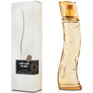 Cafe Parfums Туалетная вода для женщин Cafe-Cafe Puro, 30 мл 24