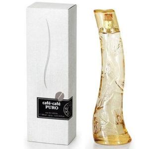 Cafe Parfums Туалетная вода для женщин Cafe-Cafe Puro, 50 мл 25