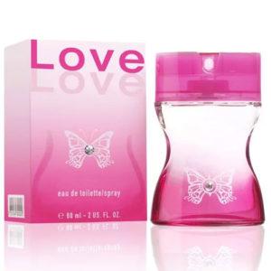 Cofinluxe Туалетная вода для женщин Love Love de toi, 60 мл 42