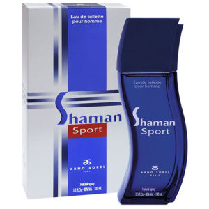 Arno Sorel Туалетная вода для мужчин Shaman Sport, 100 мл 4