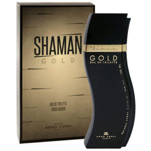 Arno Sorel Туалетная вода для мужчин Shaman Gold, 100 мл 2