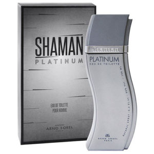 Arno Sorel Туалетная вода для мужчин Shaman Platinum, 100 мл 3