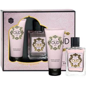 Arno Sorel Набор подарочный для женщин Bois de Oud Rose 27
