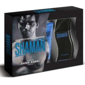 Arno Sorel Парфюмерный набор для мужчин Shaman, 1 шт 10
