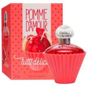 Corania Туалетная вода для женщин Tutti Délices Pomme D'amour, 50 мл 49