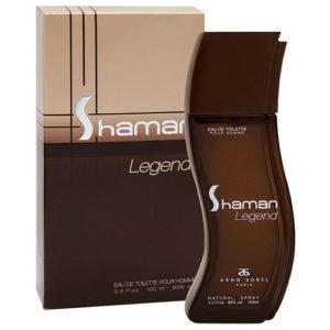 Arno Sorel Туалетная вода для мужчин Shaman Legend, 100 мл 5