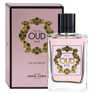 Arno Sorel Парфюмерная вода для женщин Bois de Oud Rose, 100 мл 23