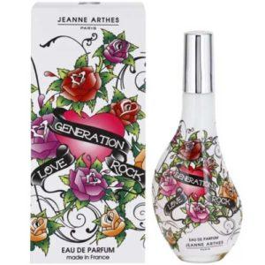Jeanne Arthes Парфюмерная вода для женщин Love Generation Rock, 60 мл 61