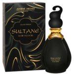 Jeanne Arthes Парфюмерная вода для женщин Sultane Noir Velours (Султана нуар велюрс), 100 мл 2